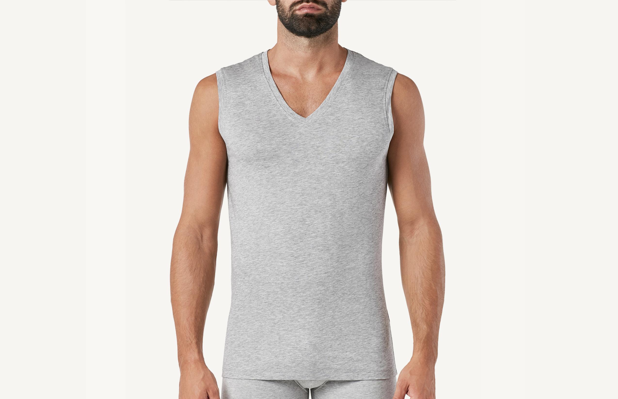 intimissimi - Trägerhemd Breite Trägern aus Supima Baumwolle