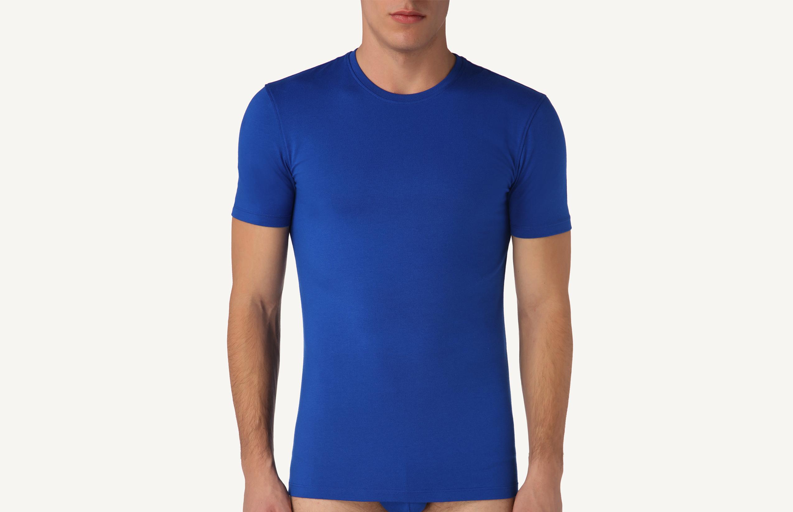 intimissimi - Shirt Rundhalsausschnitt aus Supima®-Baumwolle