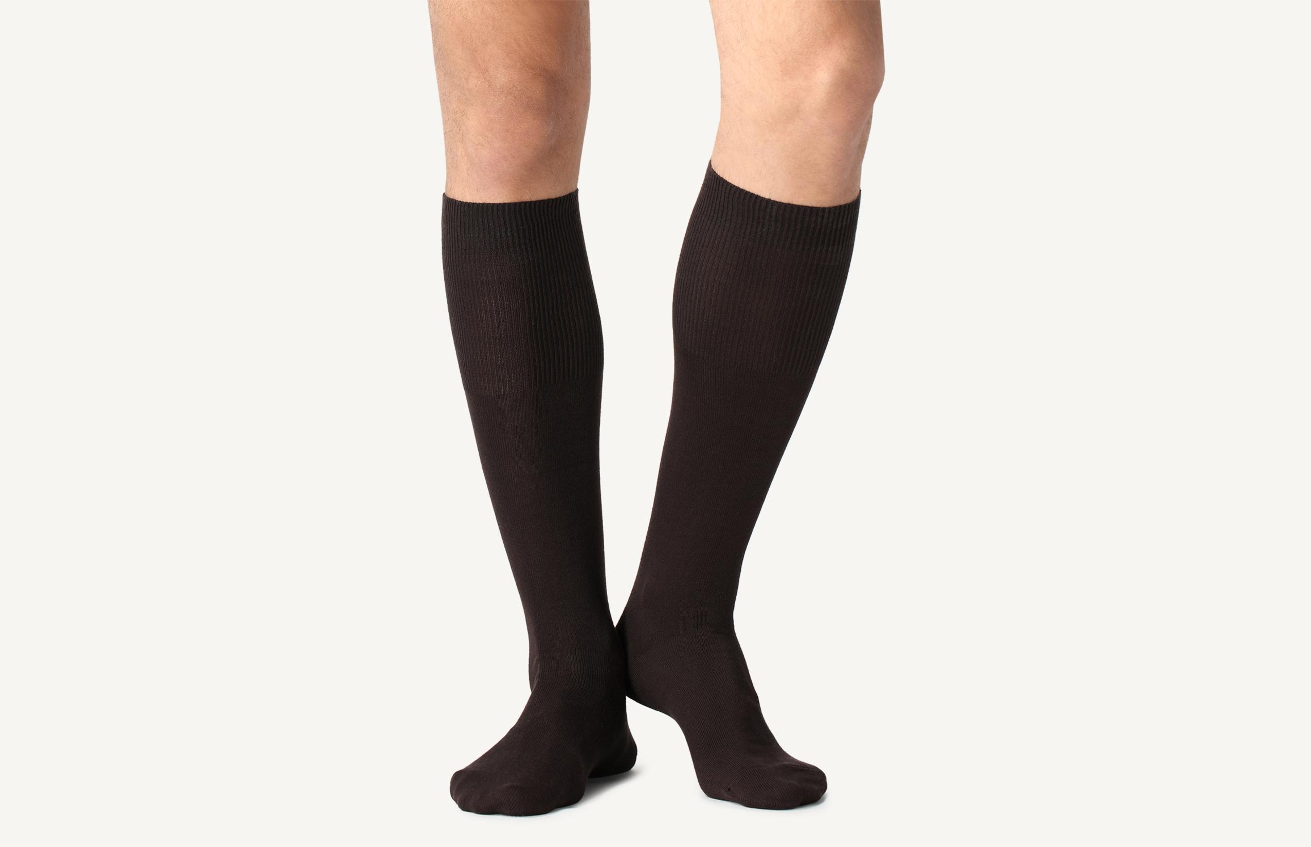 intimissimi - Lange Strümpfe aus Warme Baumwolle