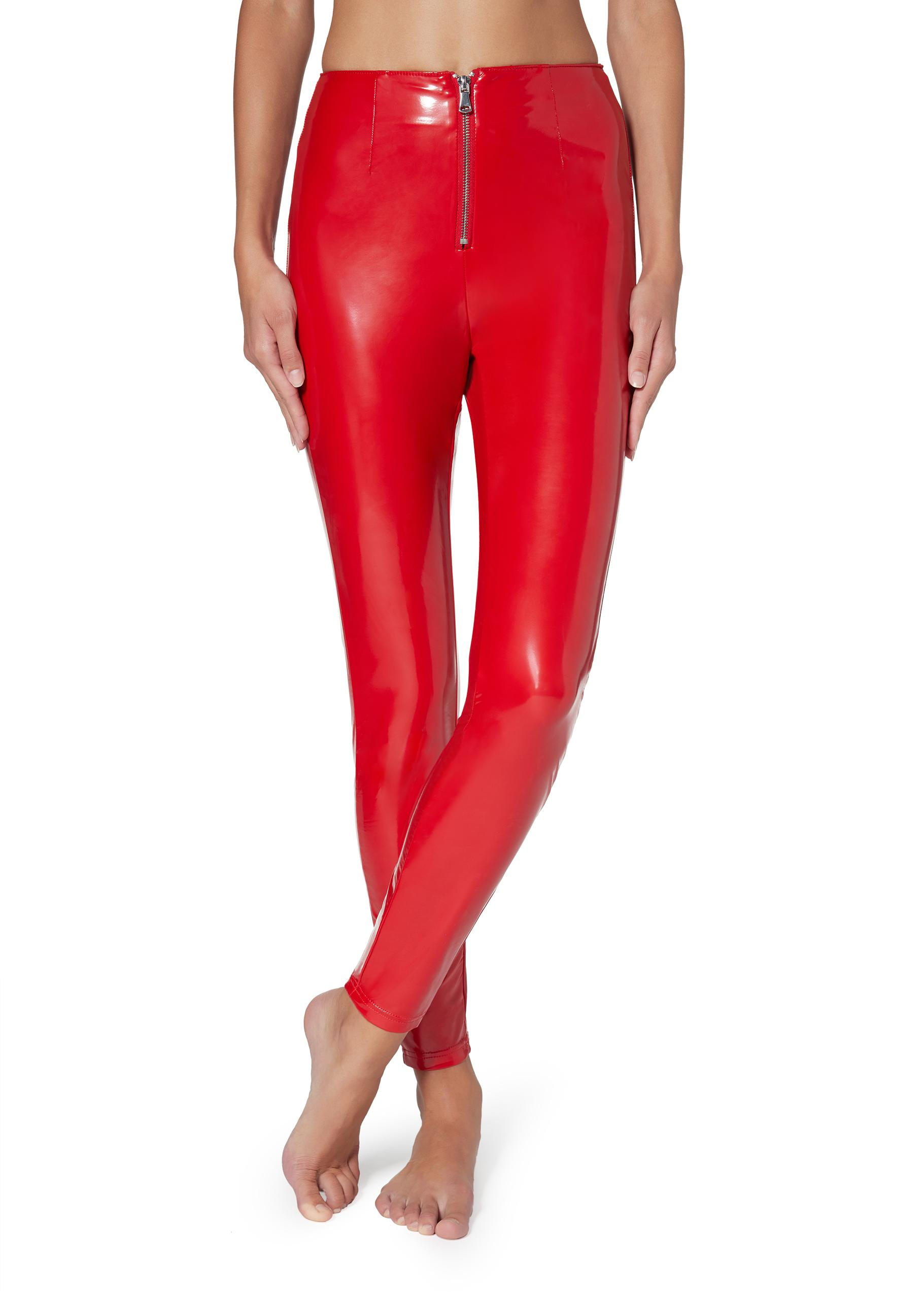 calzedonia - Vinyl-Leggings