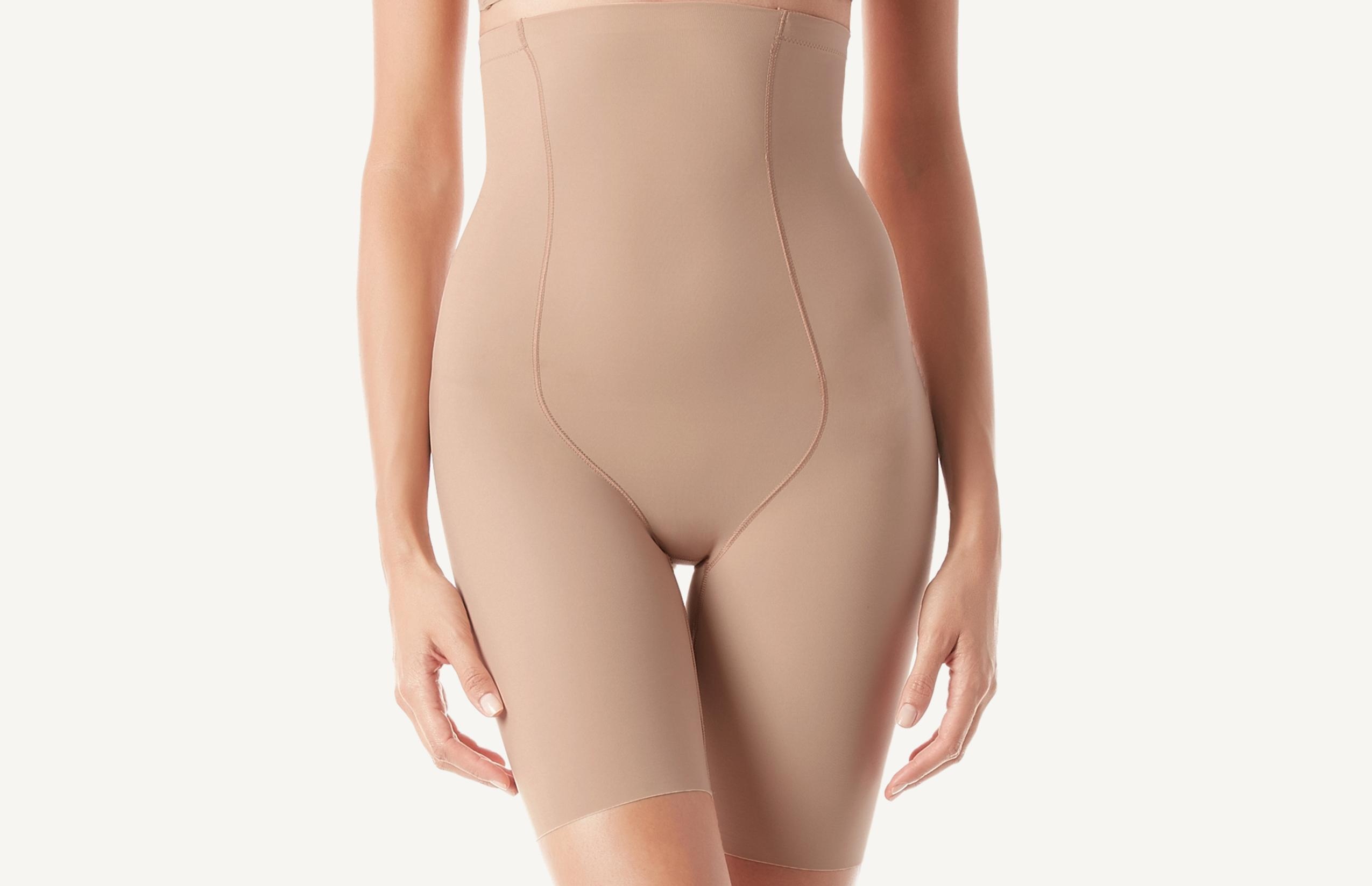 intimissimi - Kurze Shaping-Hose mit hoher Taille