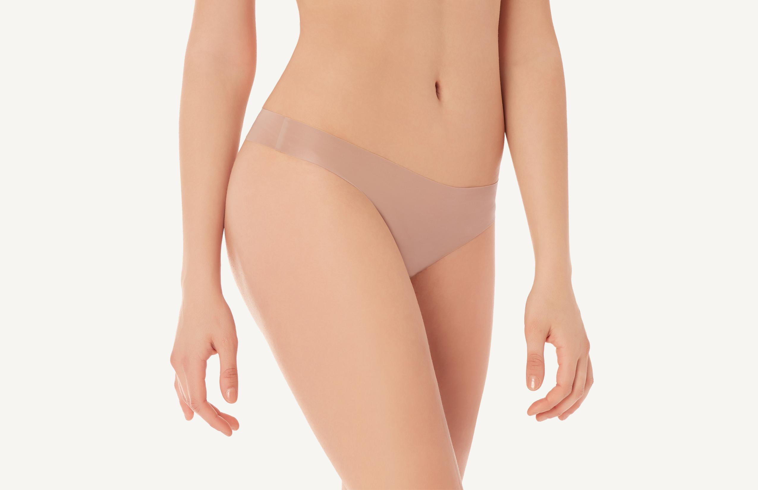 intimissimi - Brazilian-Slip aus Ultra-Light-Mikrofaser