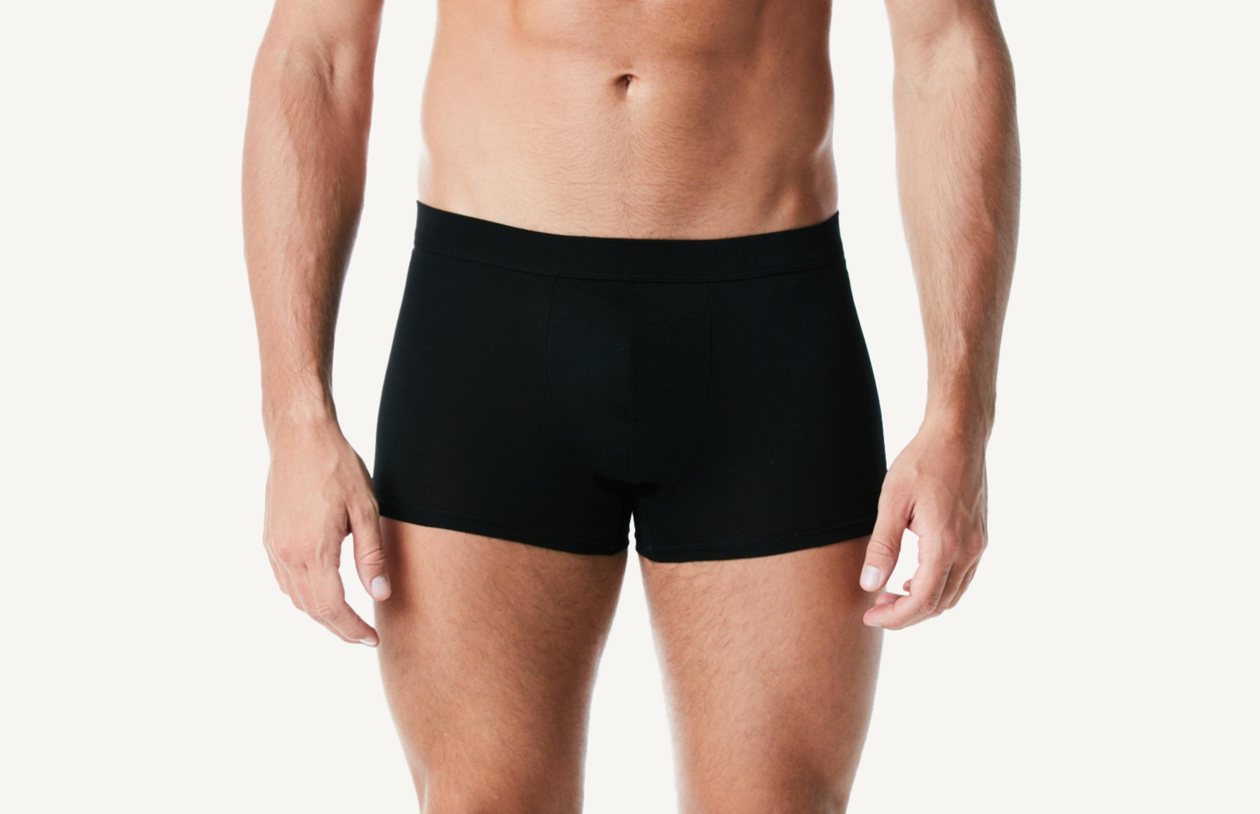 intimissimi - Boxershorts aus elastischer, mercerisierter Baumwolle