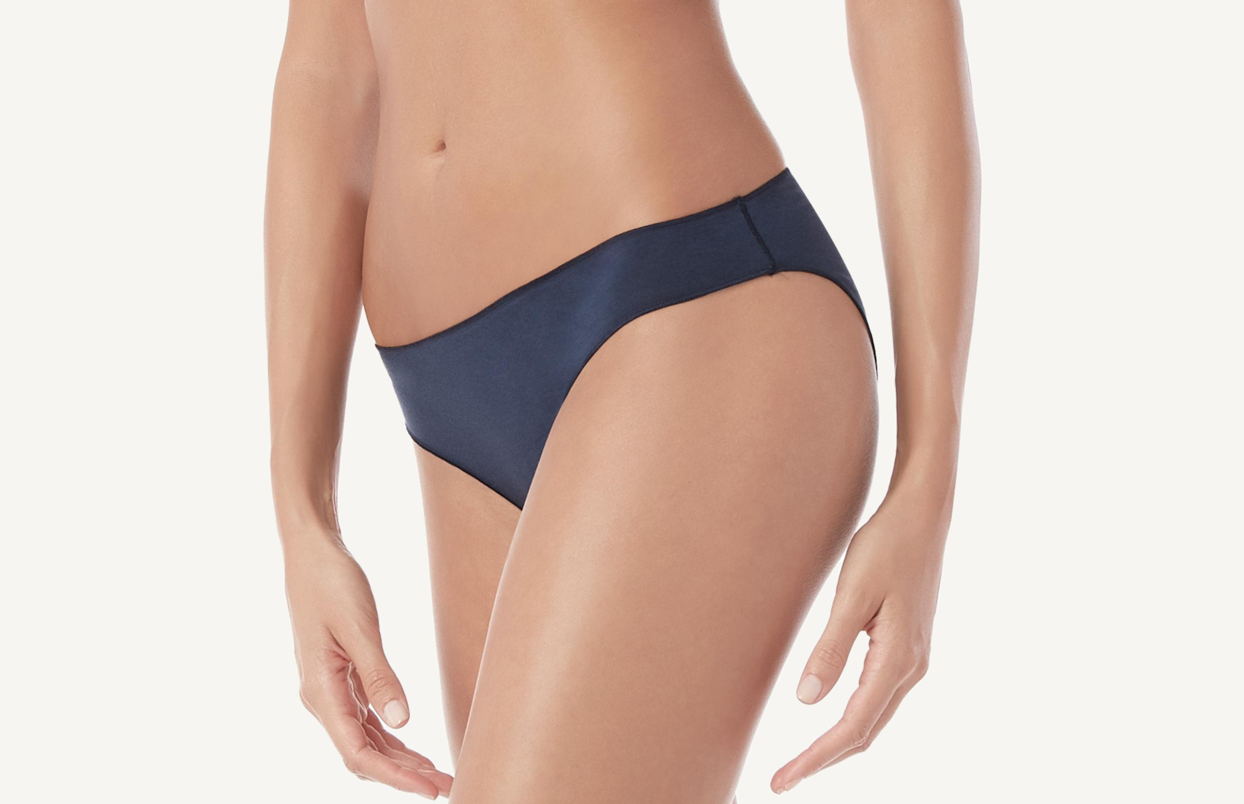 Intimissimi Low-Cut-Slip Aus Baumwolle