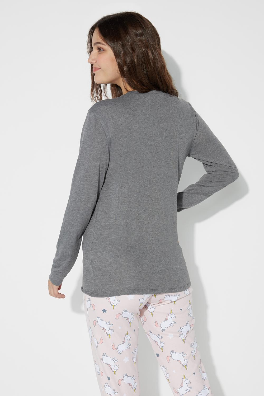 Long-Sleeve Top