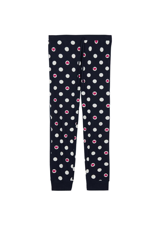 Long Printed Pants