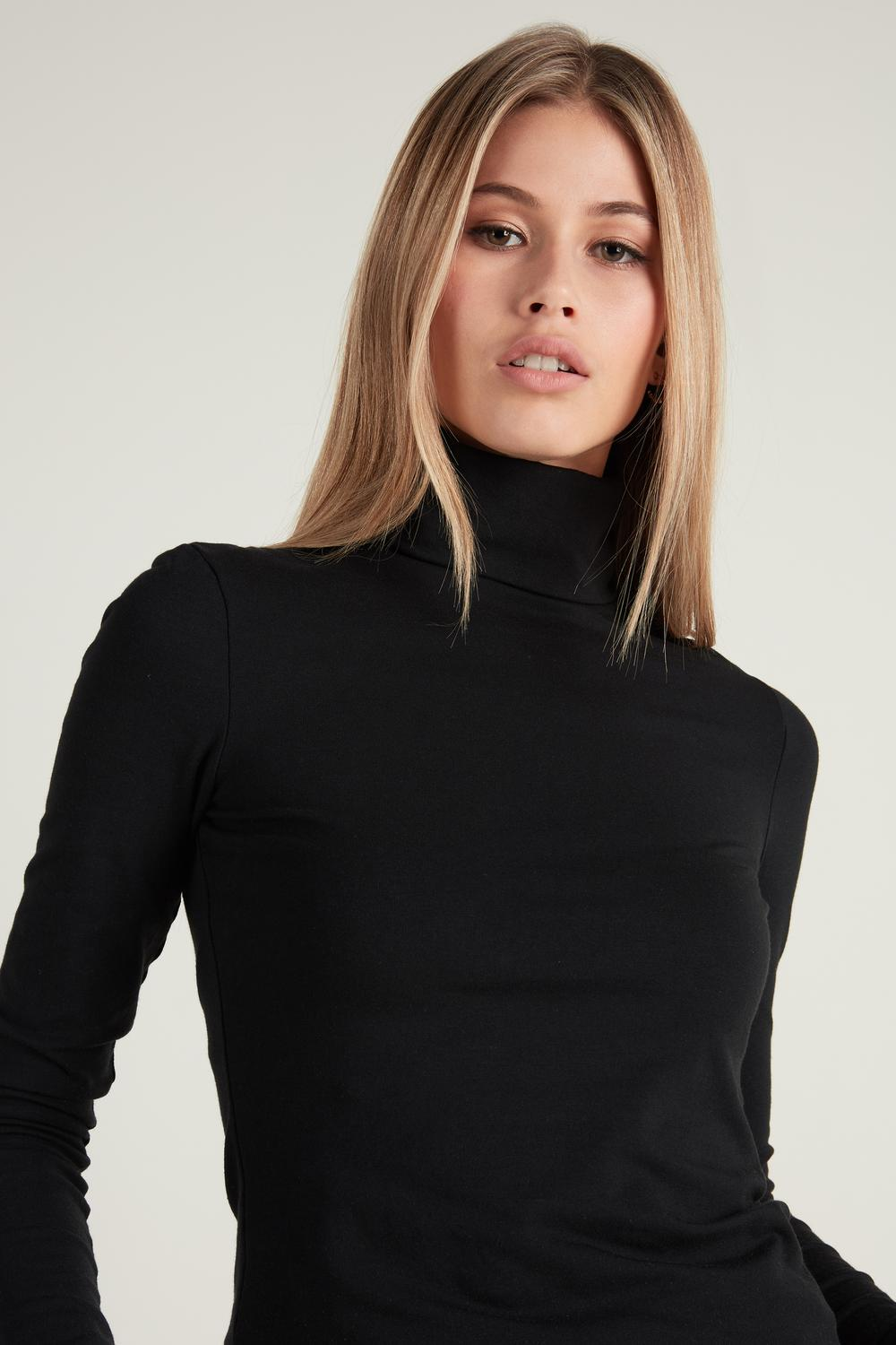 Modal Turtleneck
