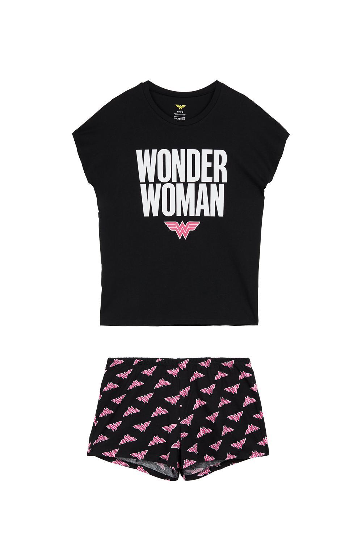 Wonder Woman Short Pyjamas