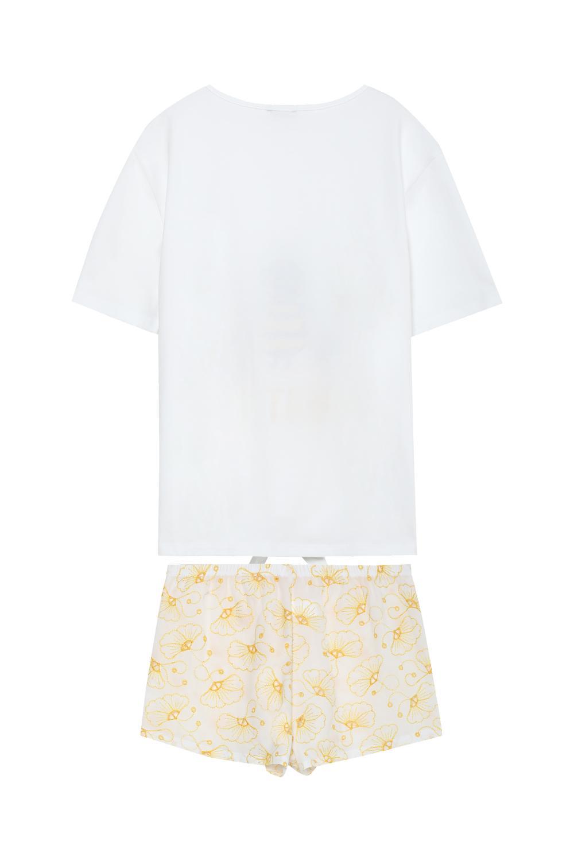 Šortkové Pyžamo Bee