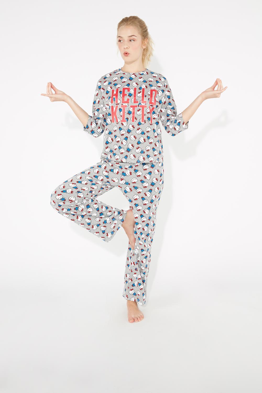 Dlhé Pyžamo Hello Kitty