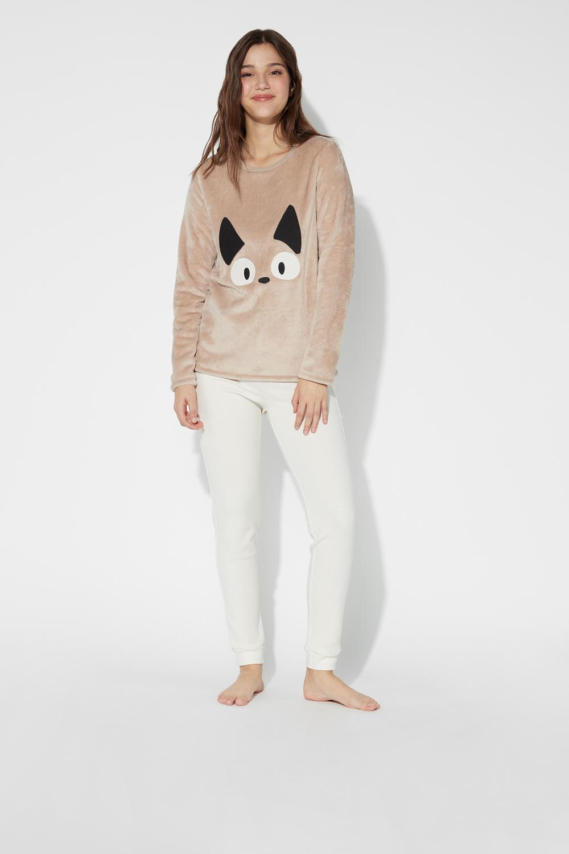 Long Cat Pajamas
