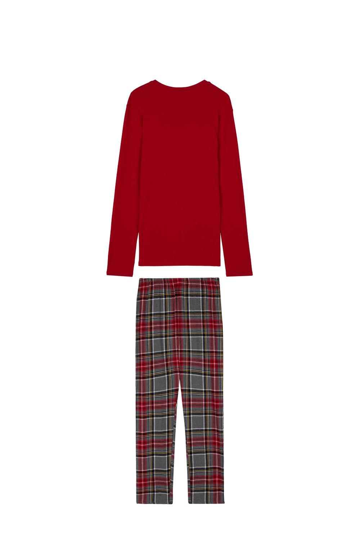 Long Santa Claus Pajamas