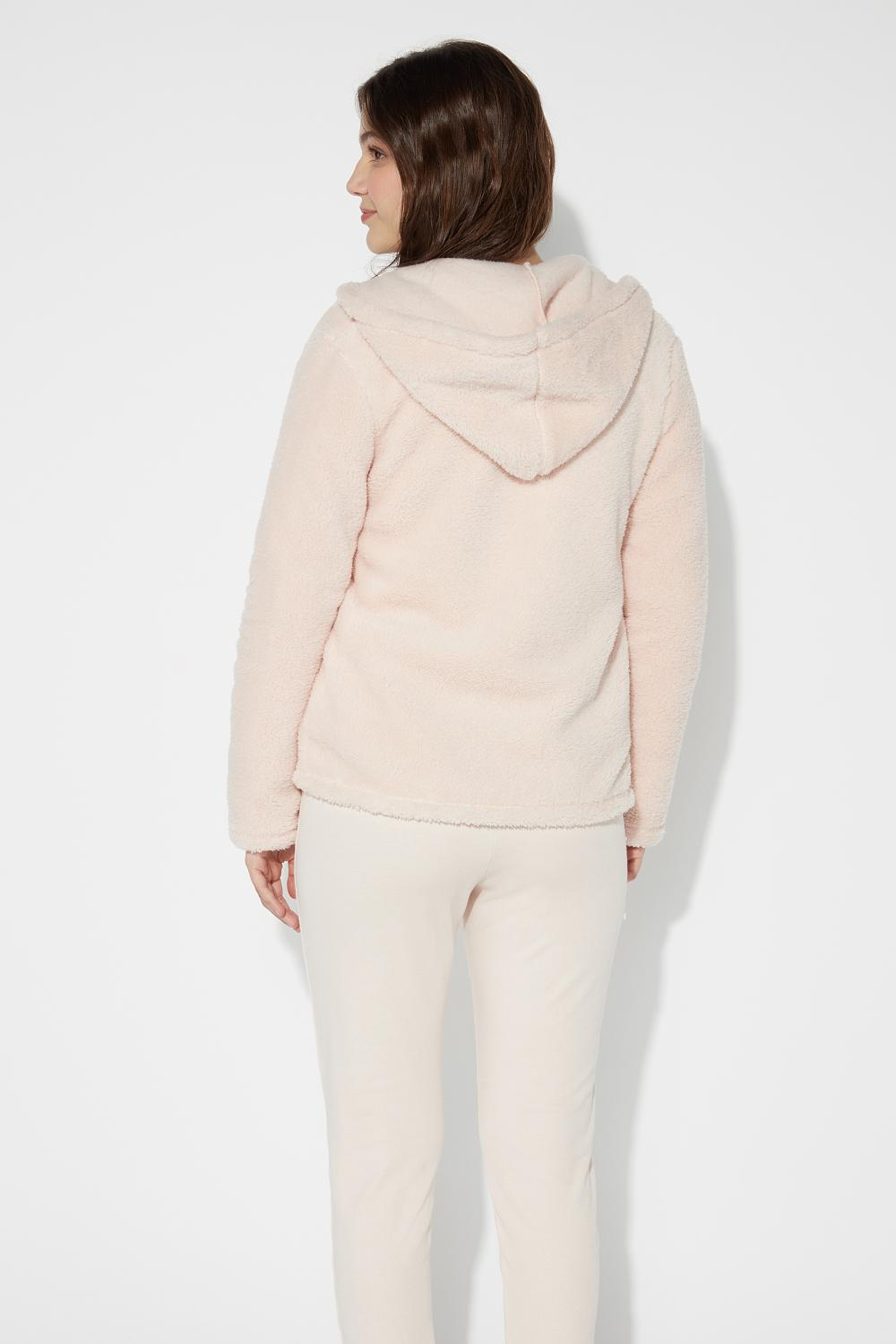 Hooded Sheep Dressing Gown