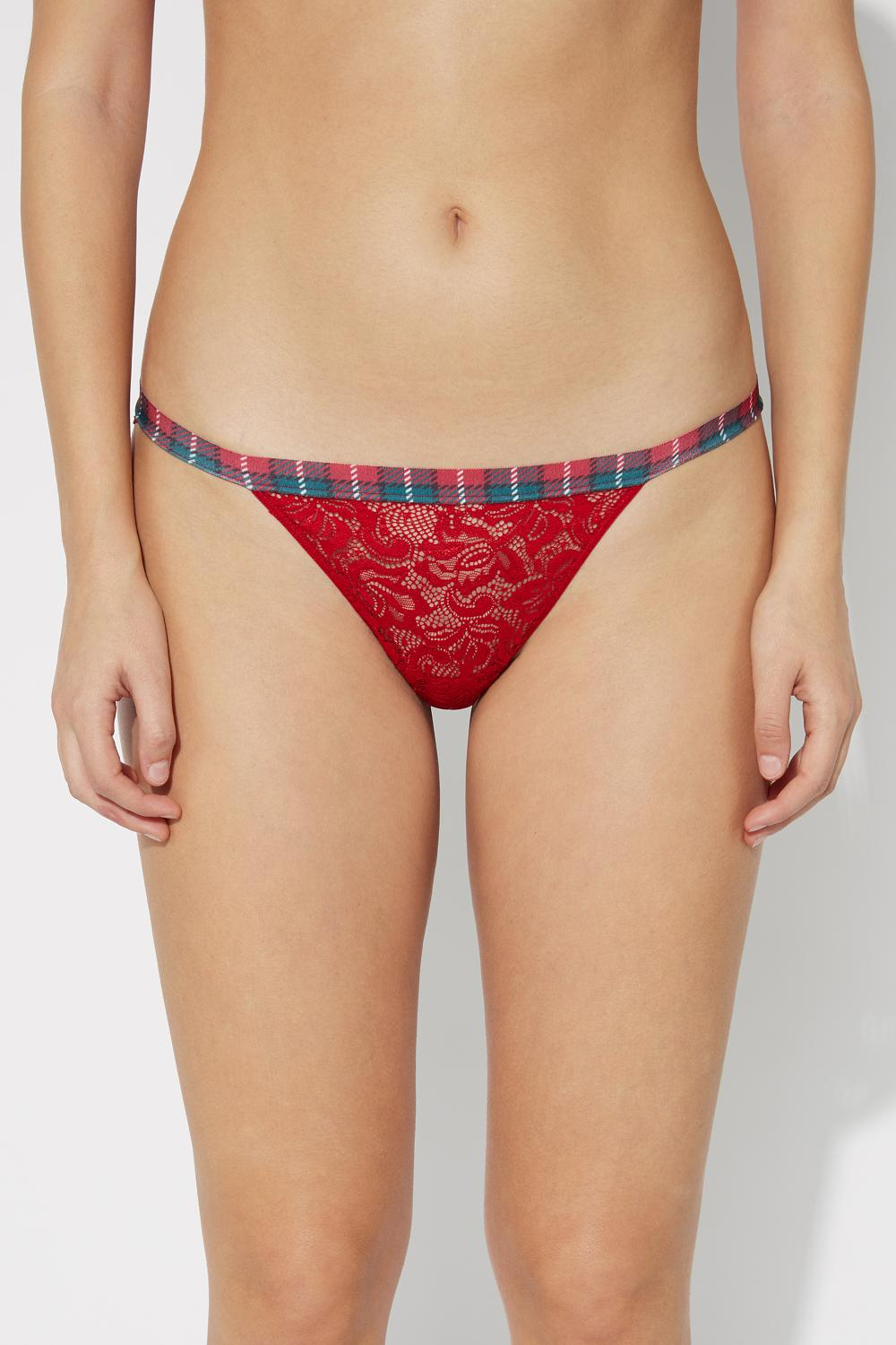 Brave Heart Cheeky Briefs