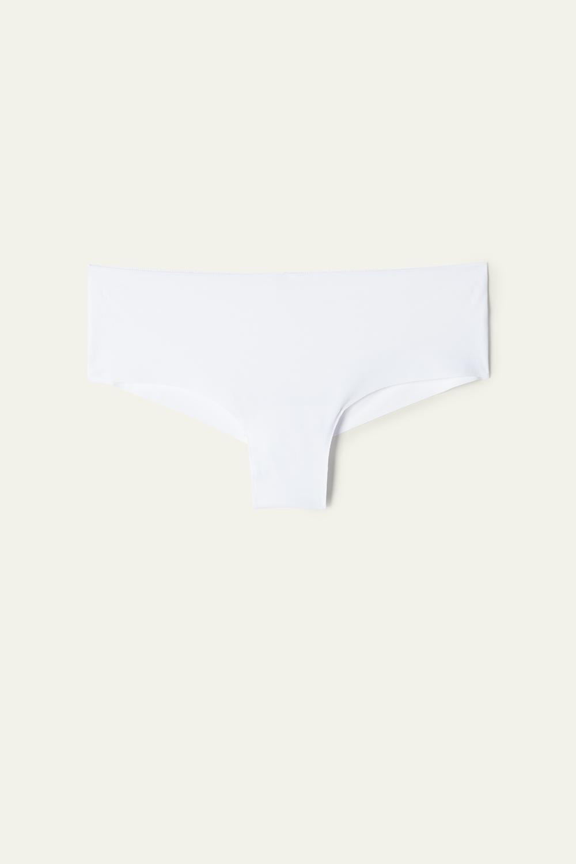 Panty aus Mikrofaser nahtloser Saum Spitze