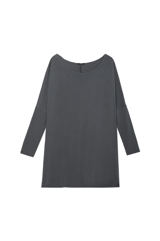 Oversized Short Jersey Dress