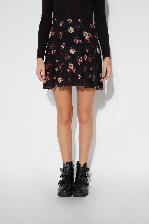 Short Circle Skirt