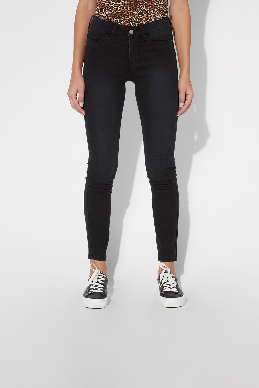 Push-Up-Effect Jeggings
