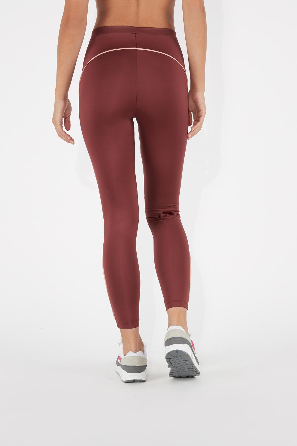Microfibre Sporty Leggings