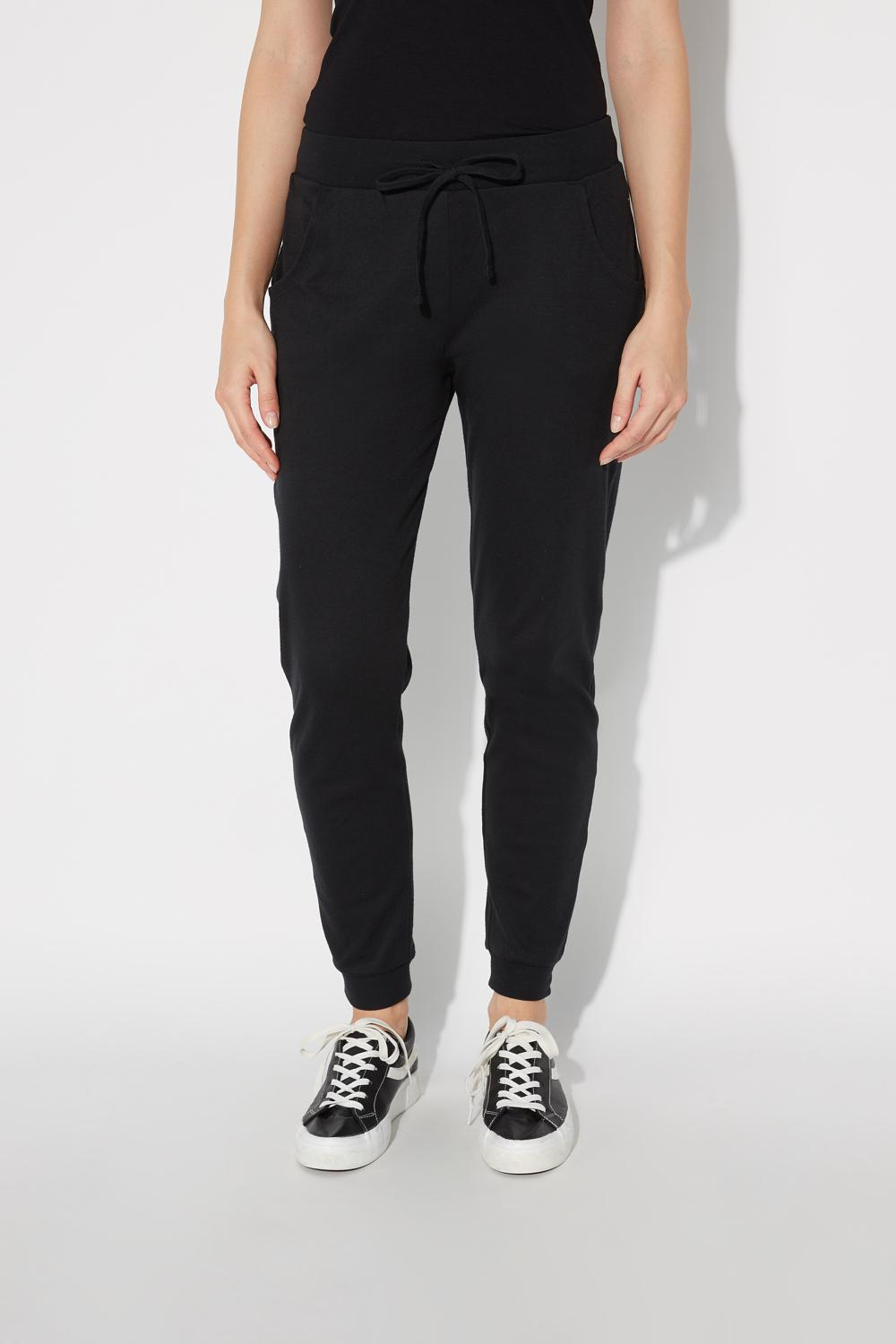 Long Trousers with Pockets