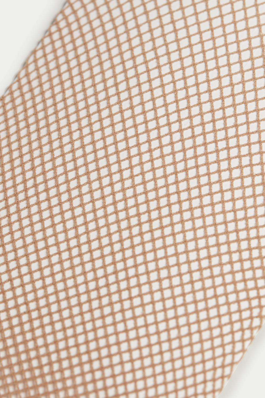 Punčochy ze Síťované tkaniny s Malými oky