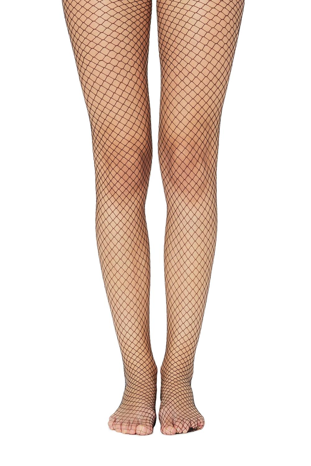 Oversized-Fishnet Tights