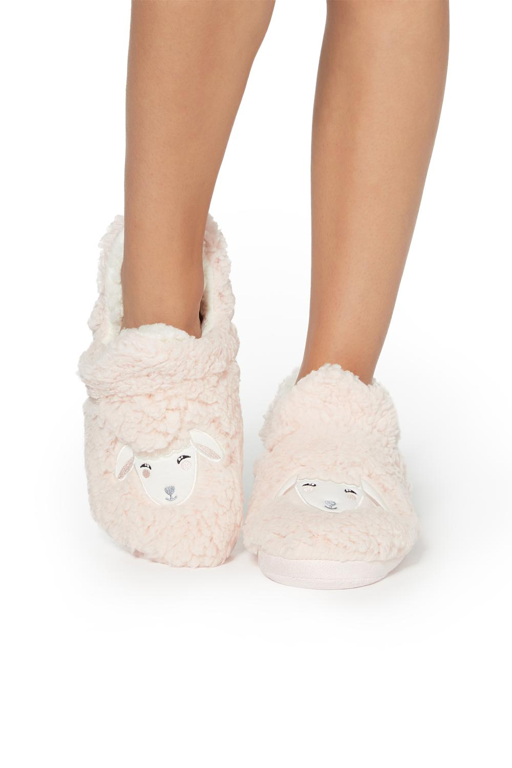 Sheep Slipper Socks