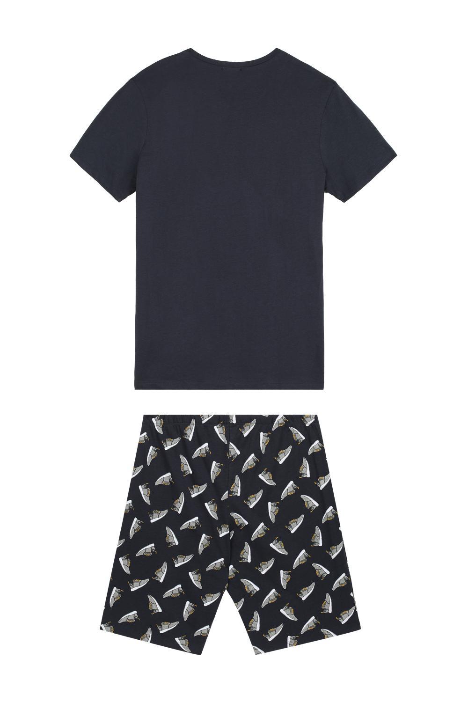 Pijama Corto Sneakers