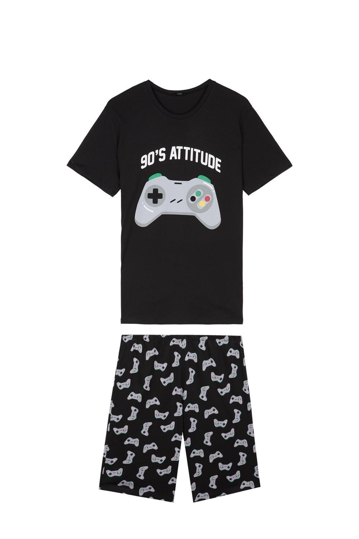 Short 90s Attitude Pyjamas