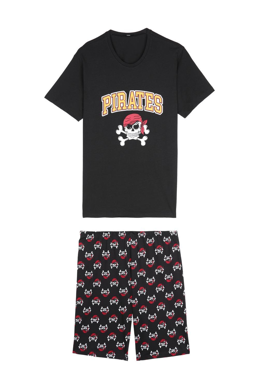 Pirates Short Pajamas