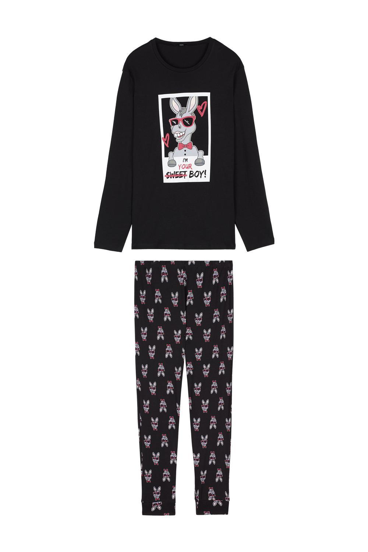Sweet Donkey Long Pyjamas