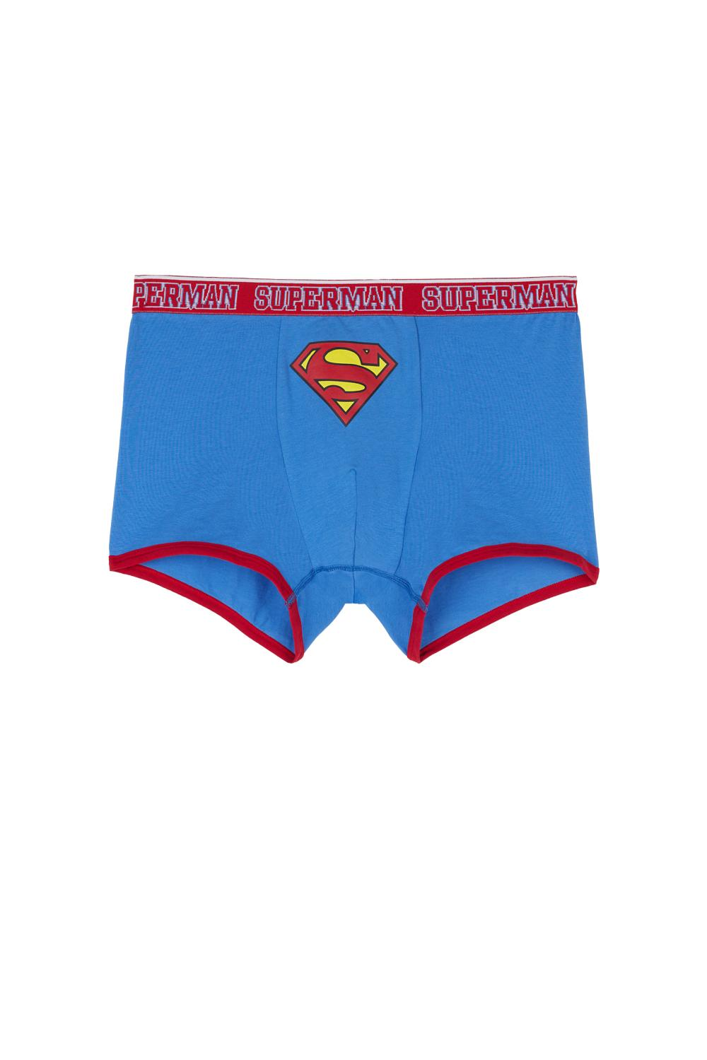 Superman Cotton Boxer Briefs