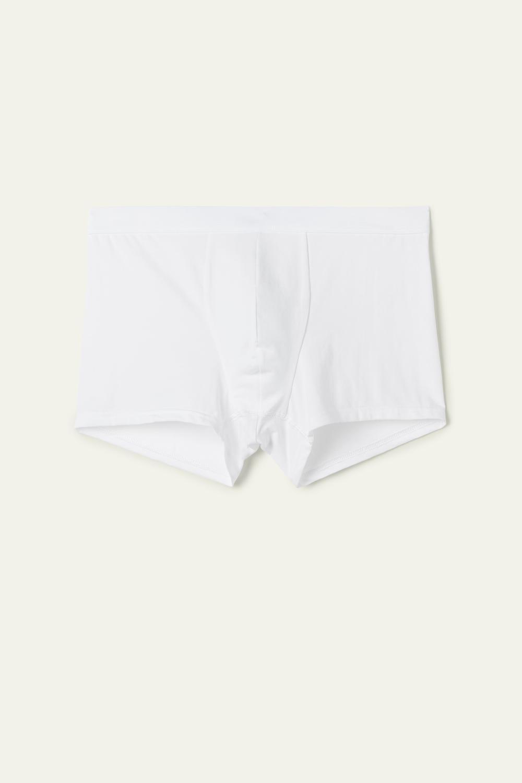 Stretch Cotton Boxer Brief