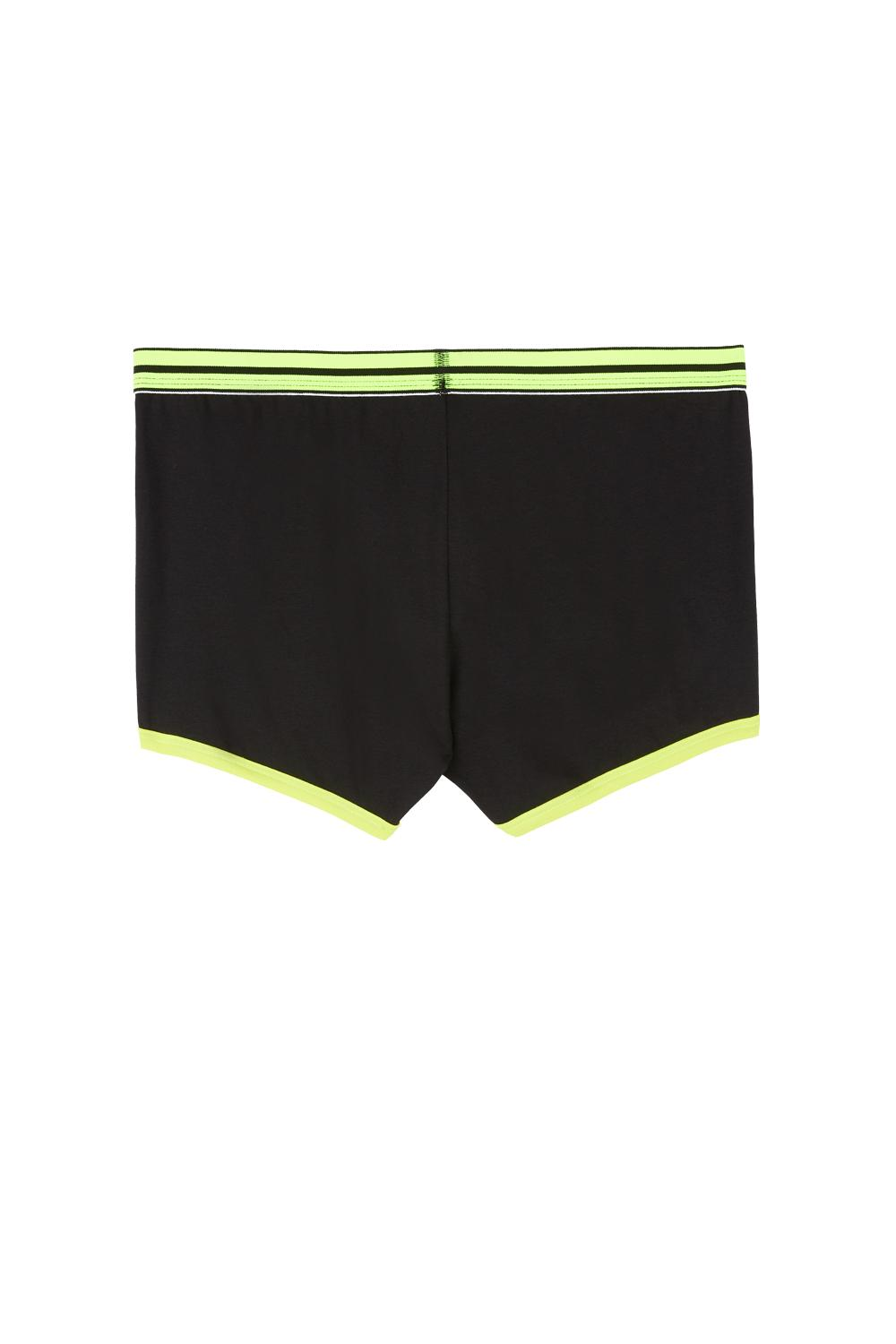 Boxers with Striped Elastic