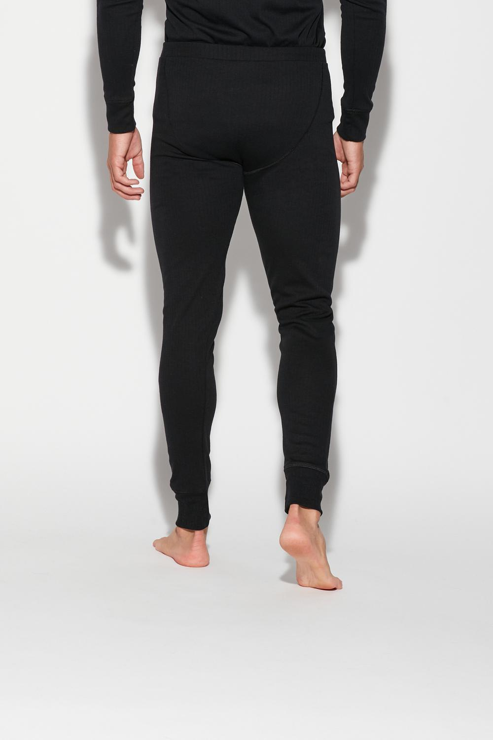 Ribbed Thick Cotton Work/Sport Trousers