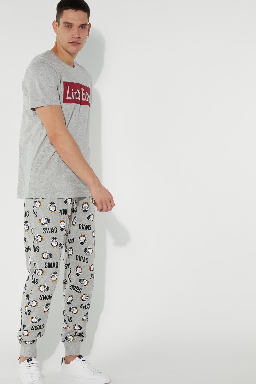 Jersey Long Pants