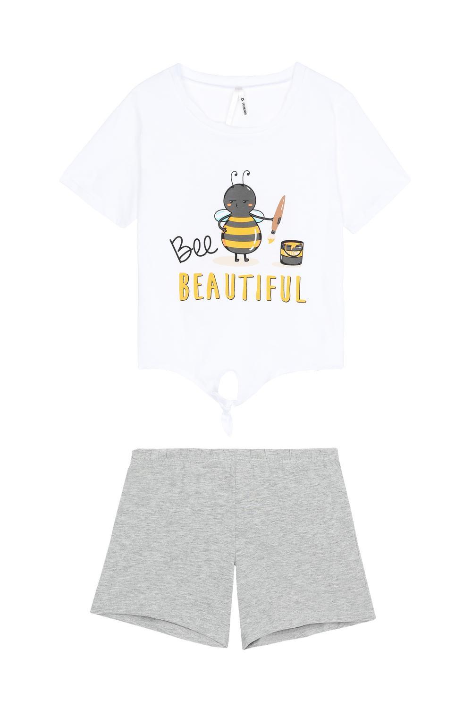 Pijama Corto Bee
