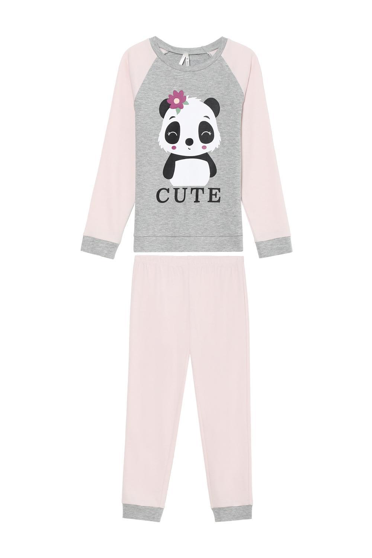 Pijama Largo Panda