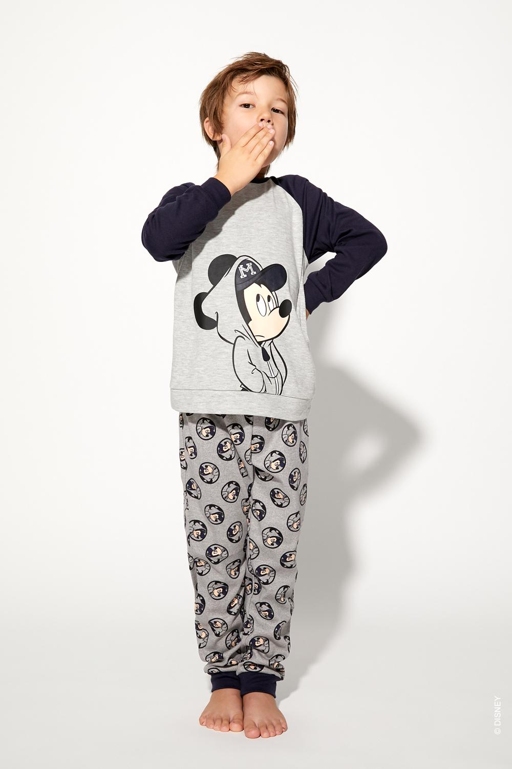 Long Mickey Mouse Pyjamas