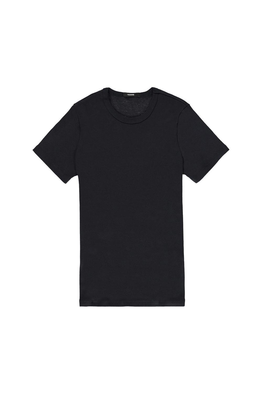 2 X Multipack de Camiseta de Manga Corta de Punto Canalé