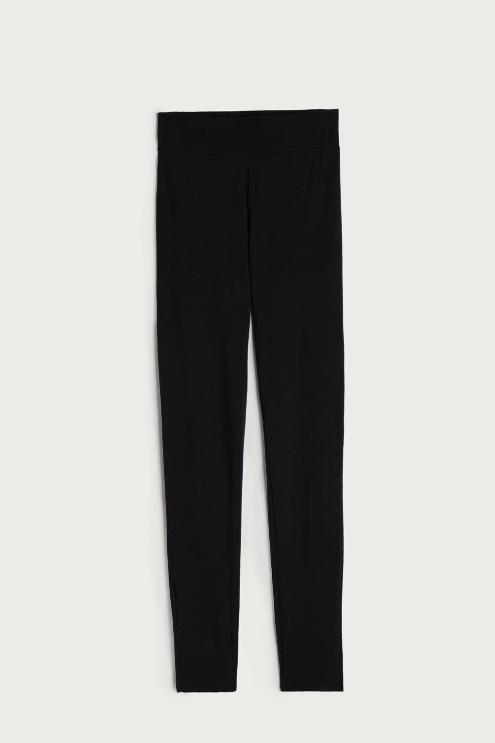 High-Waisted Micromodal Stirrup Leggings