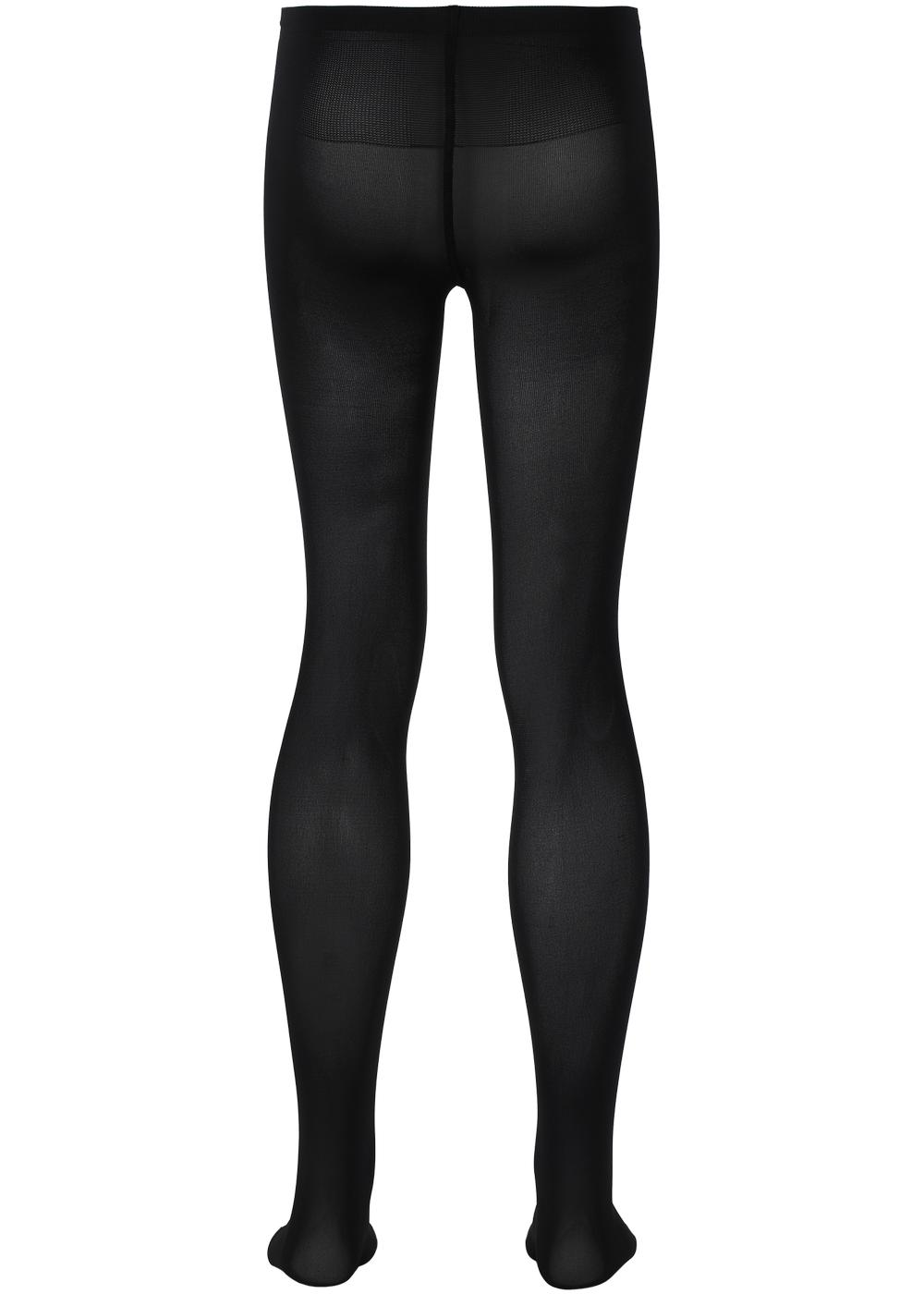 Girls' soft touch tights