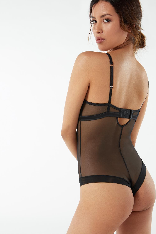 Body Faixa Elena Dark Desire