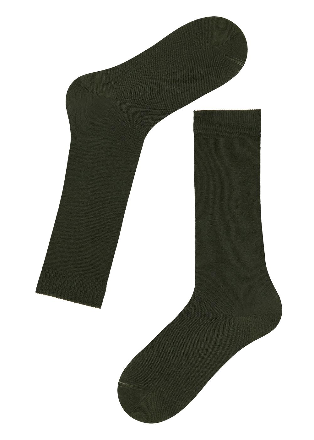 Children's Long Cotton Socks with Fresh Feet Breathable Material