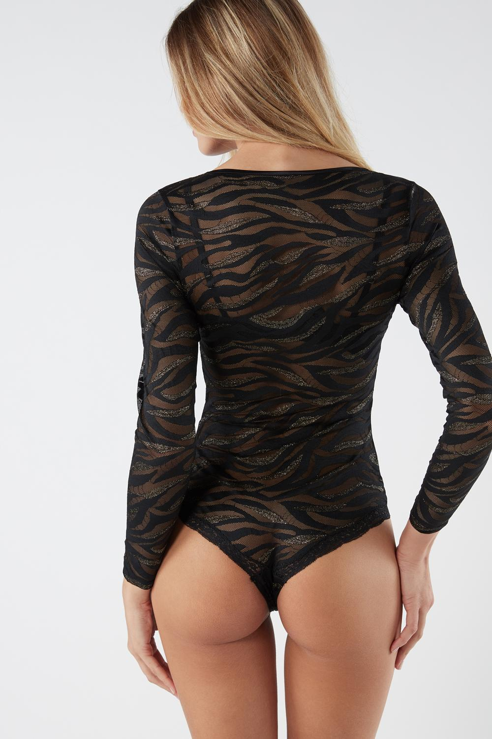 Wild Party Lace Body