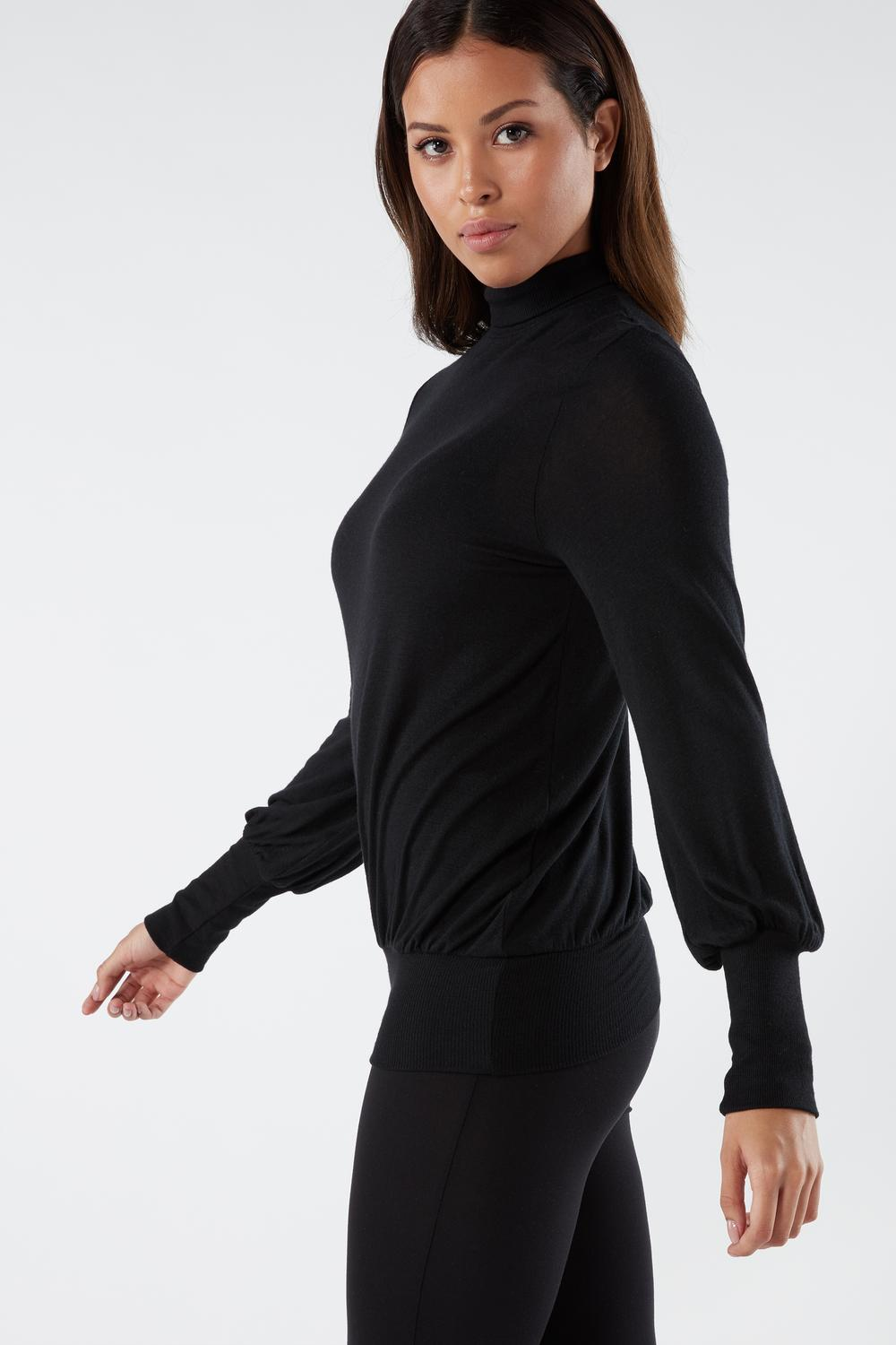 Ultralight Modal and Cashmere Long-sleeved Shirt