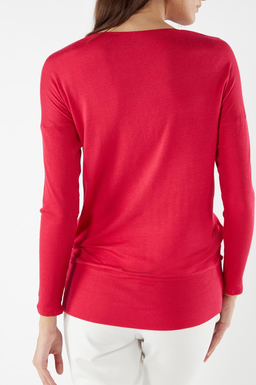 Long-Sleeved Modal Cashmere Ultralight Shirt