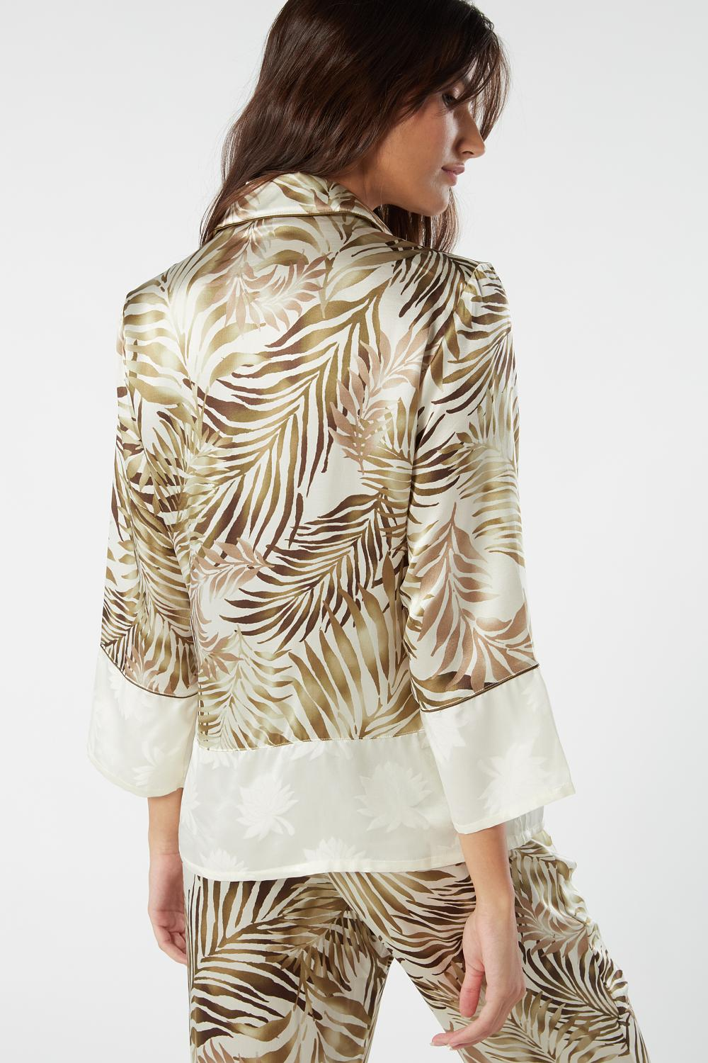Jungle Light Silk Jacket