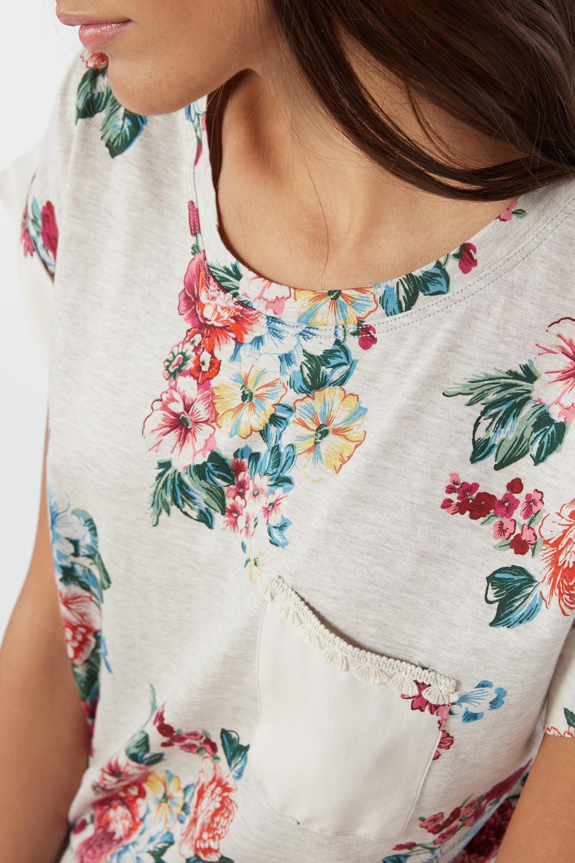 Camicia Flower Bouquet in Supima®