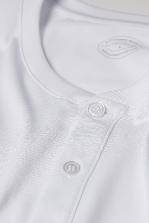 Short-Sleeved Supima® Cotton Shirt